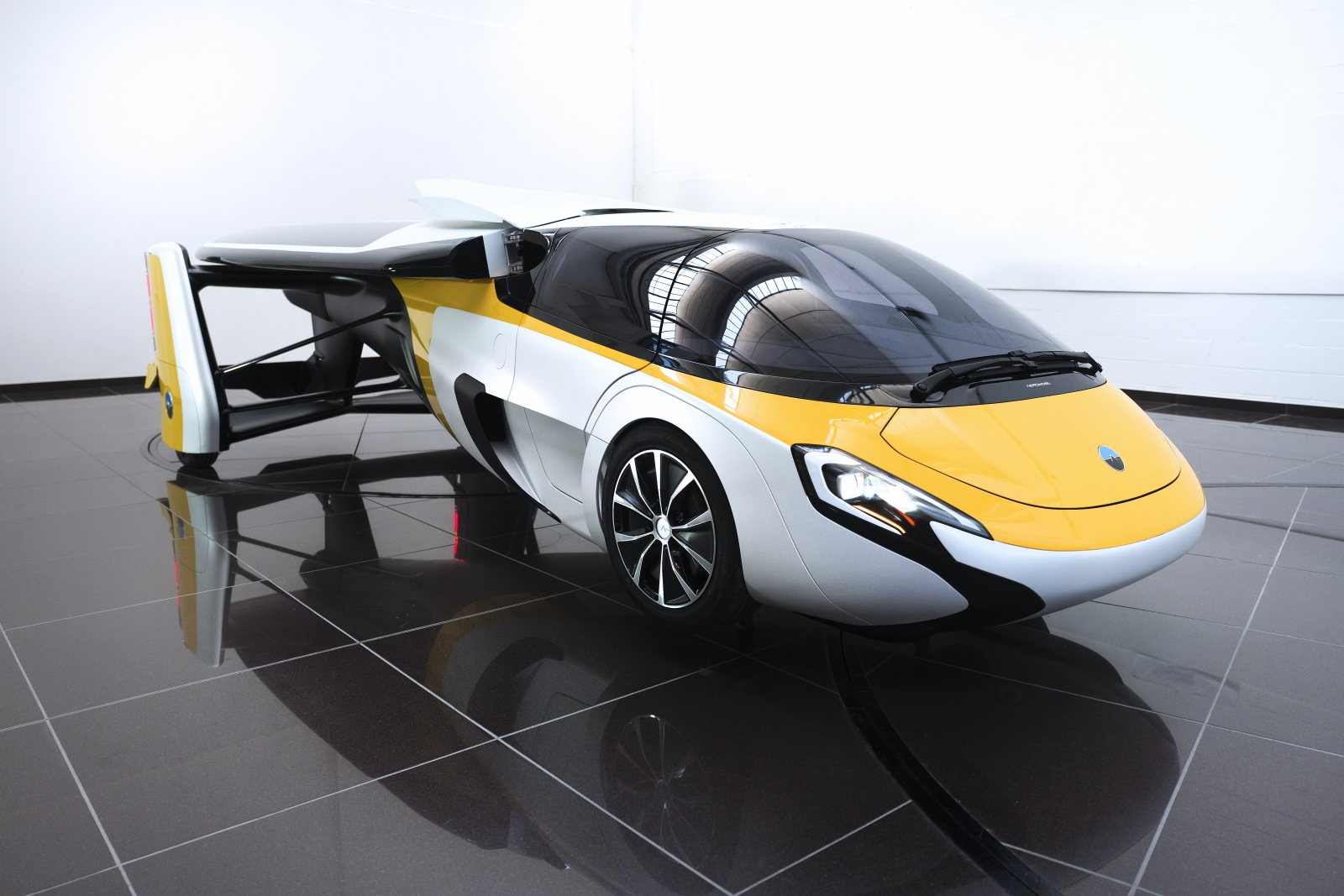 Slovakian firm to sell flying car
