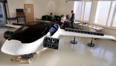 Lilium Jet prototype