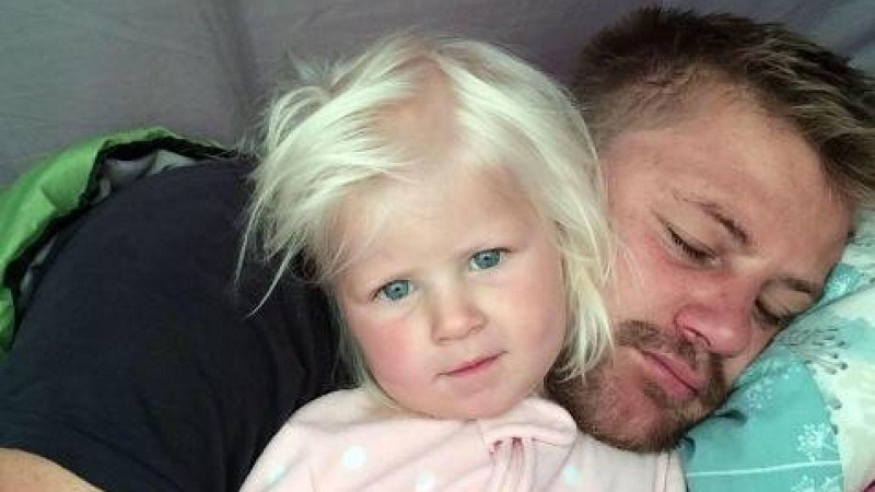 Father and toddler die in camping tragedy