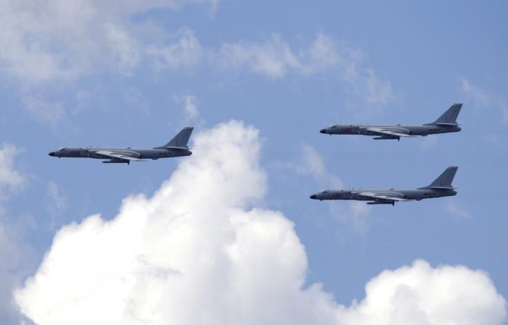 Chinese bombers