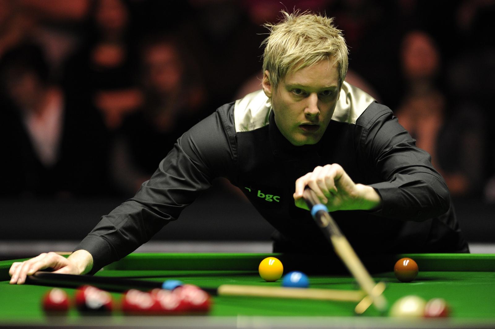 Neil Robertson Snooker