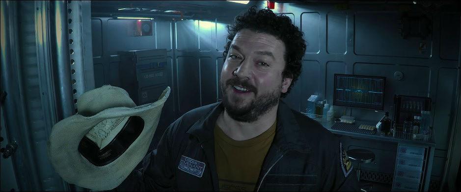Danny McBride in Alien: Covenant