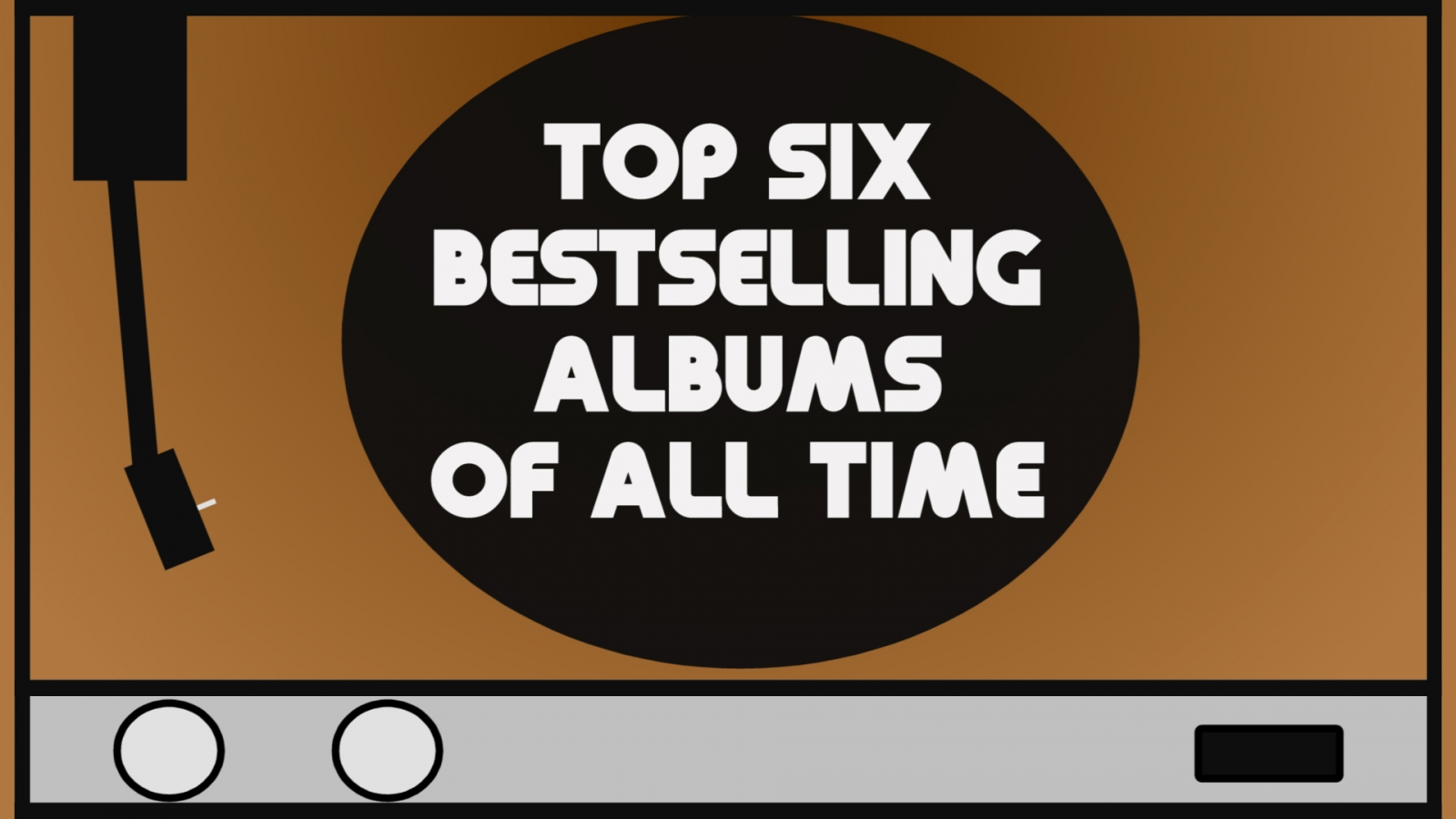 Record Store Day: What are the biggest selling albums of all time?