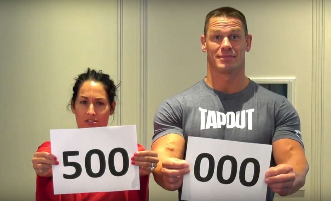 John Cena And Nikki Bella Keep Their Word And Strip Down In Hilarious Naked Dancing Video-8229