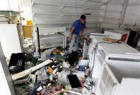 Caracas Bakery Looting