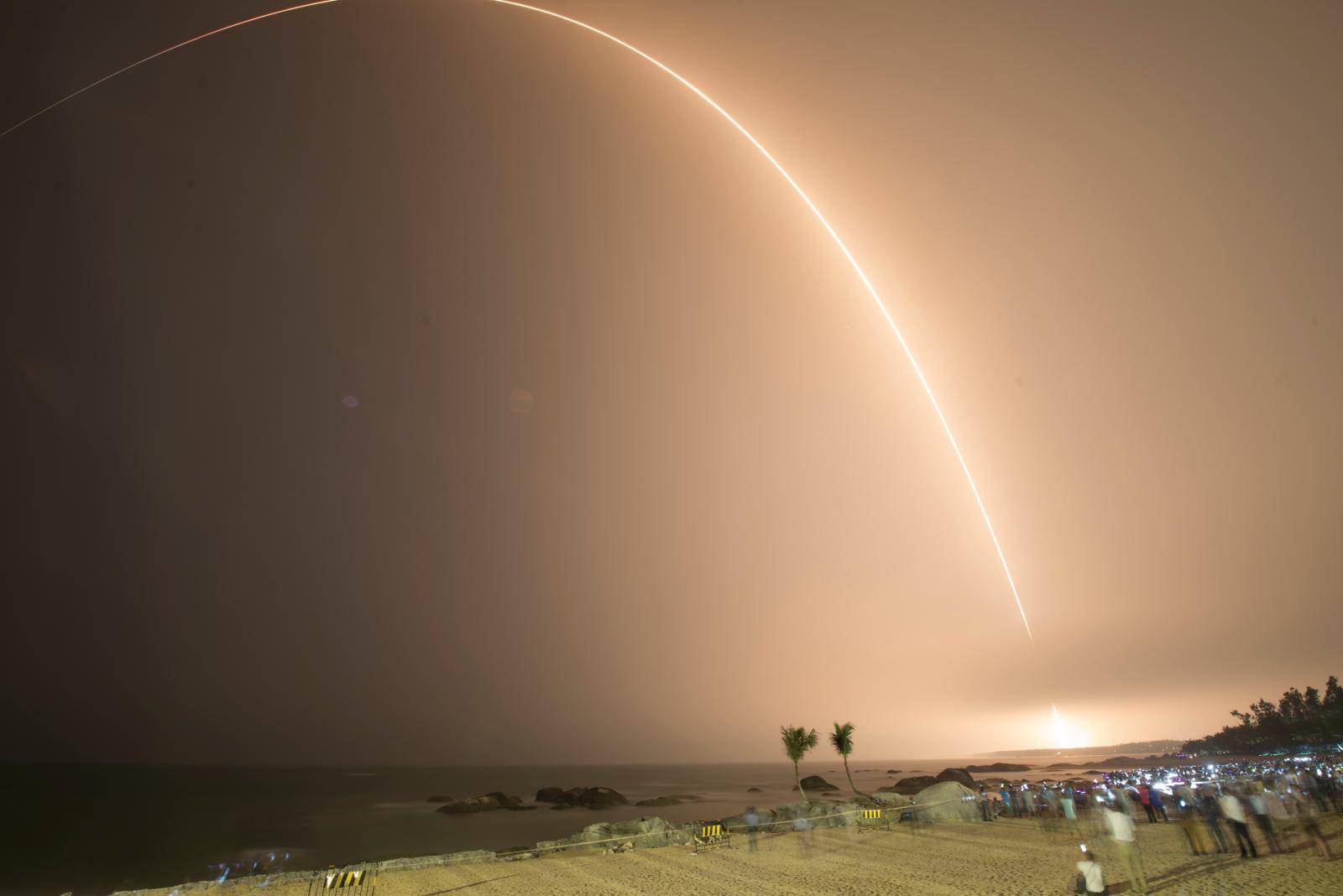 Tianzhou-1 China space program