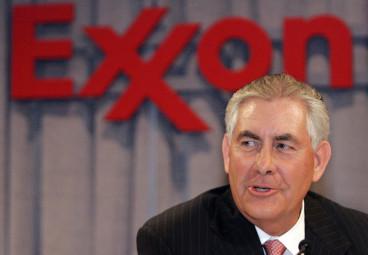 Rex Tillerson Exxon
