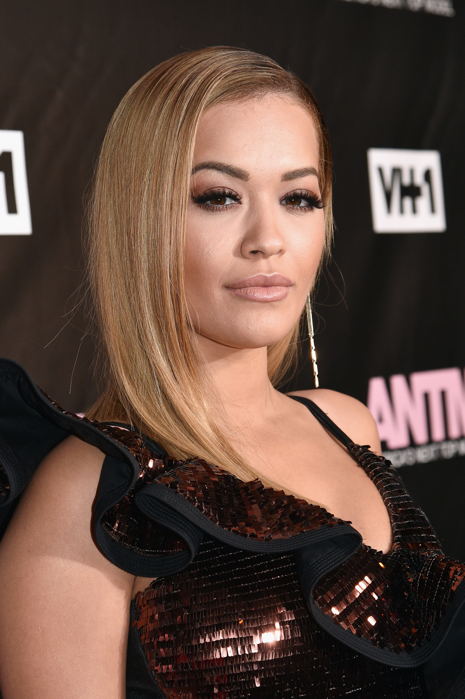 Rita Ora Cleavage Nude Photos 62