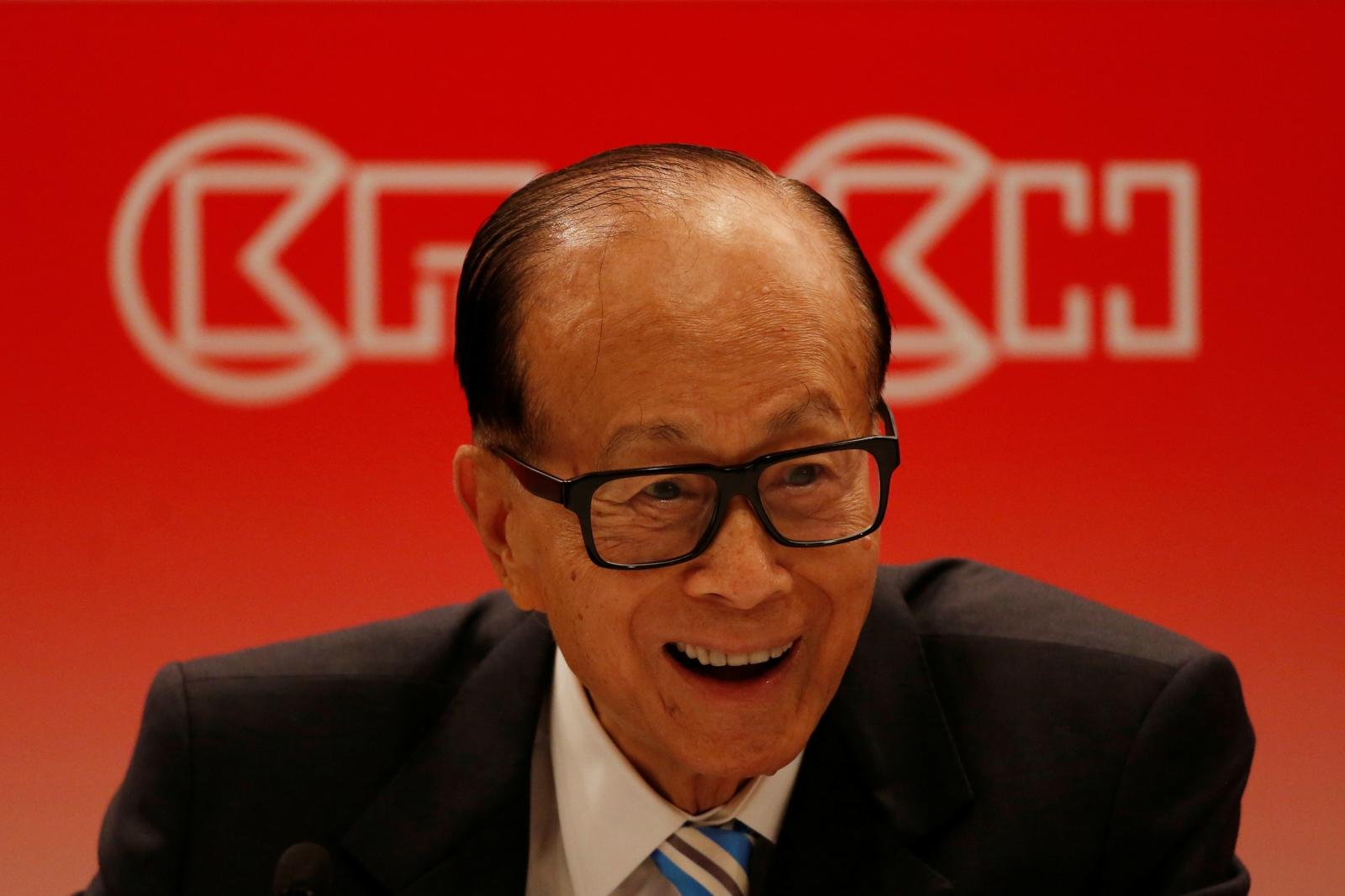 Li Ka-shing photo