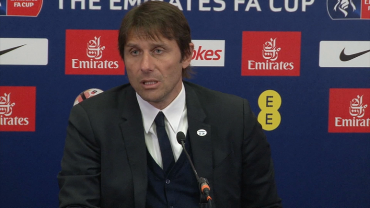 Antonio Conte believes Tottenham have title advantage despite Chelsea winning FA Cup semi-final