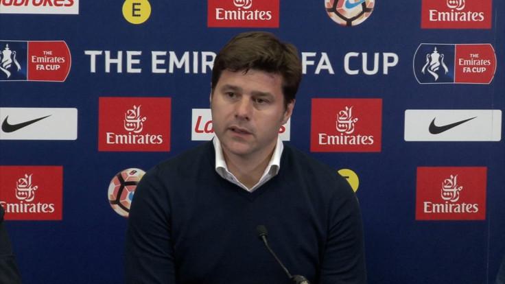 Mauricio Pochettino press conference