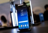 Galaxy S8 DQA keeps stopping error message