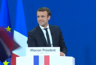 Macron thanks opponents who are calling to vote for him in the second run