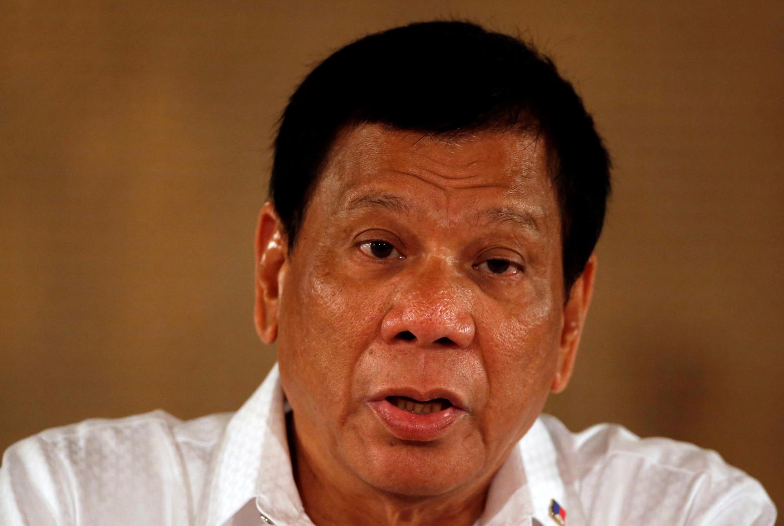 Duterte cannibalistic threat