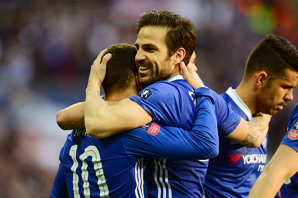Diego Costa double helps Chelsea restore seven-point lead in title race