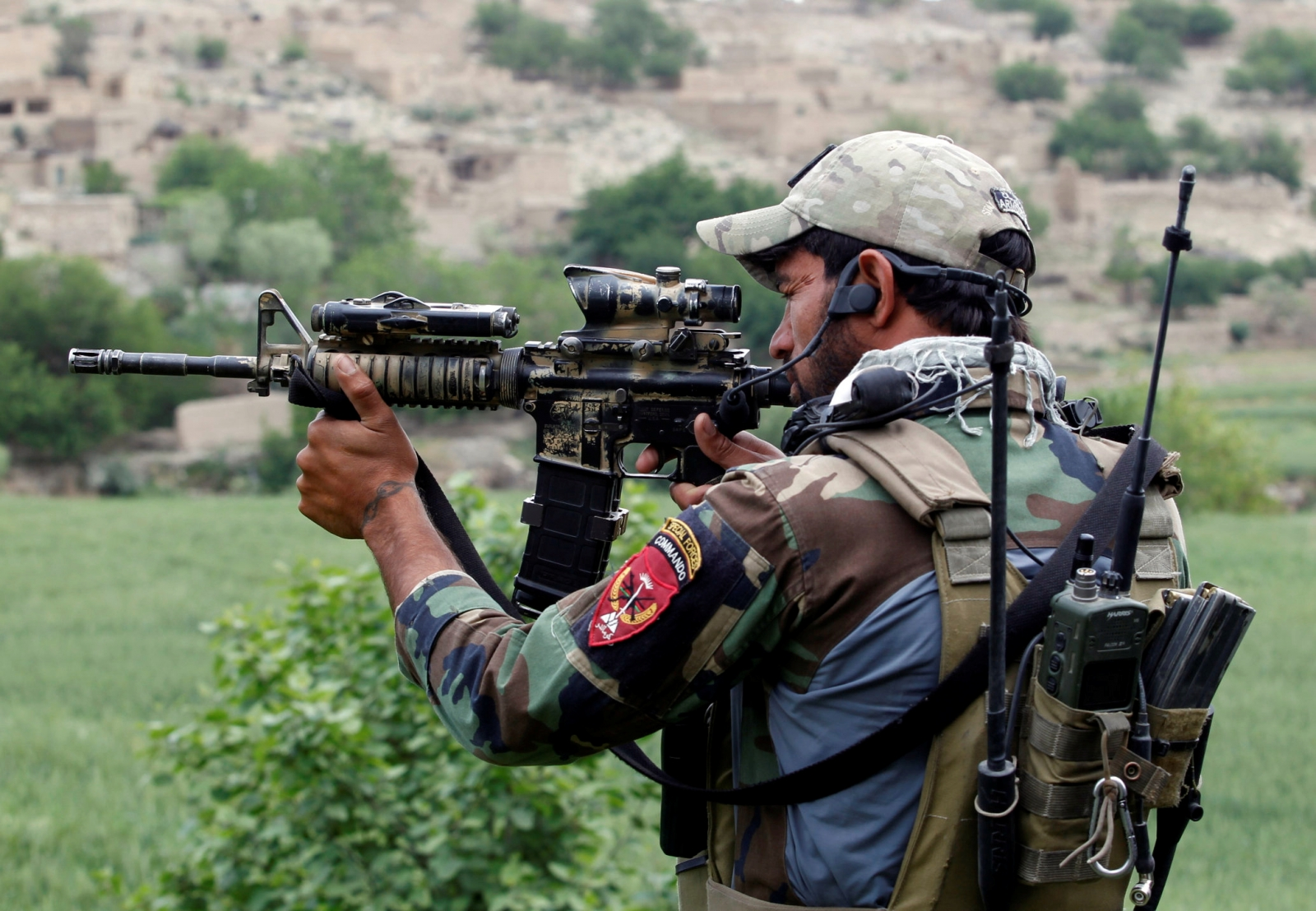 Afghan Taliban announces start of spring offensive labelled Operation Mansouri