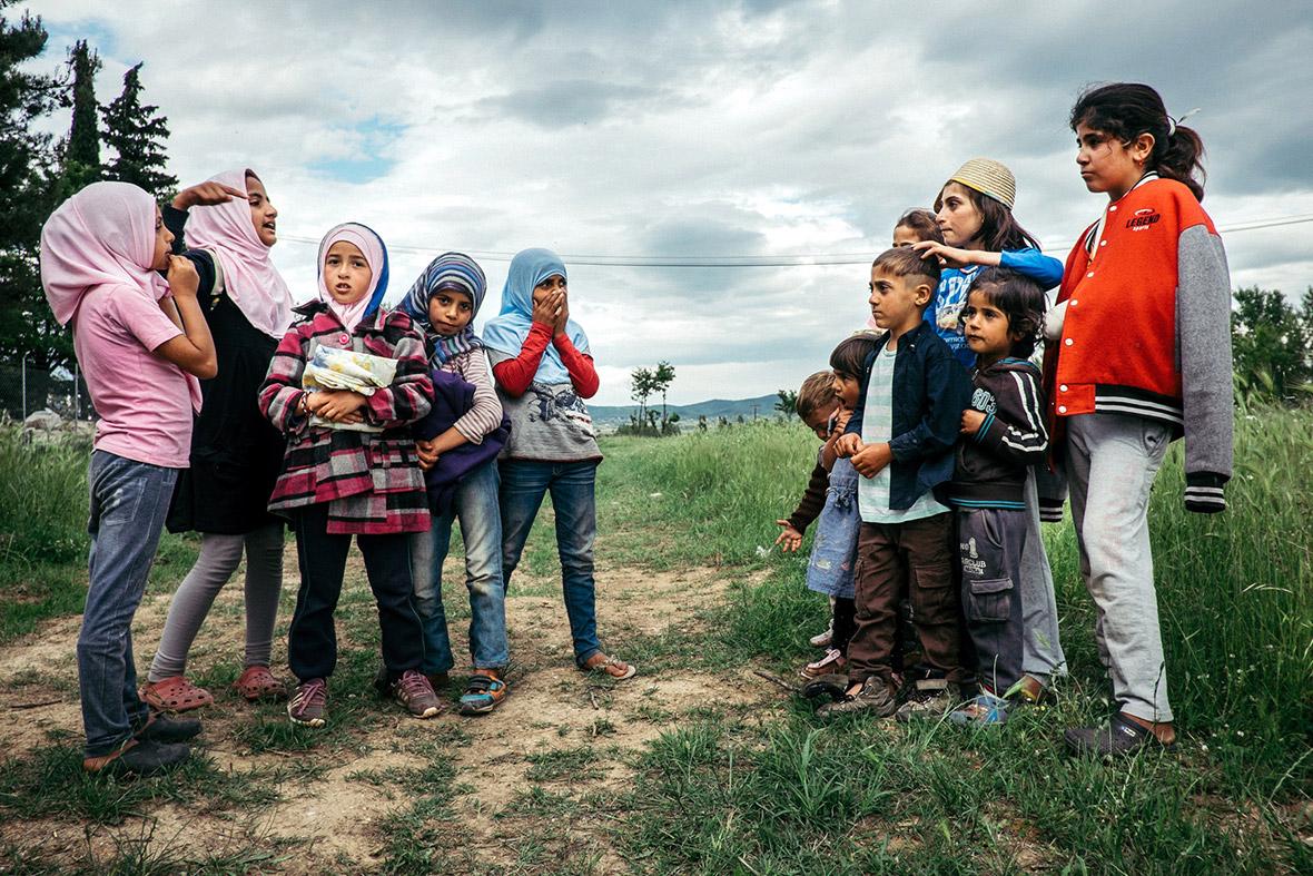 Anja Niedringhaus Courage in Photojournalism Award