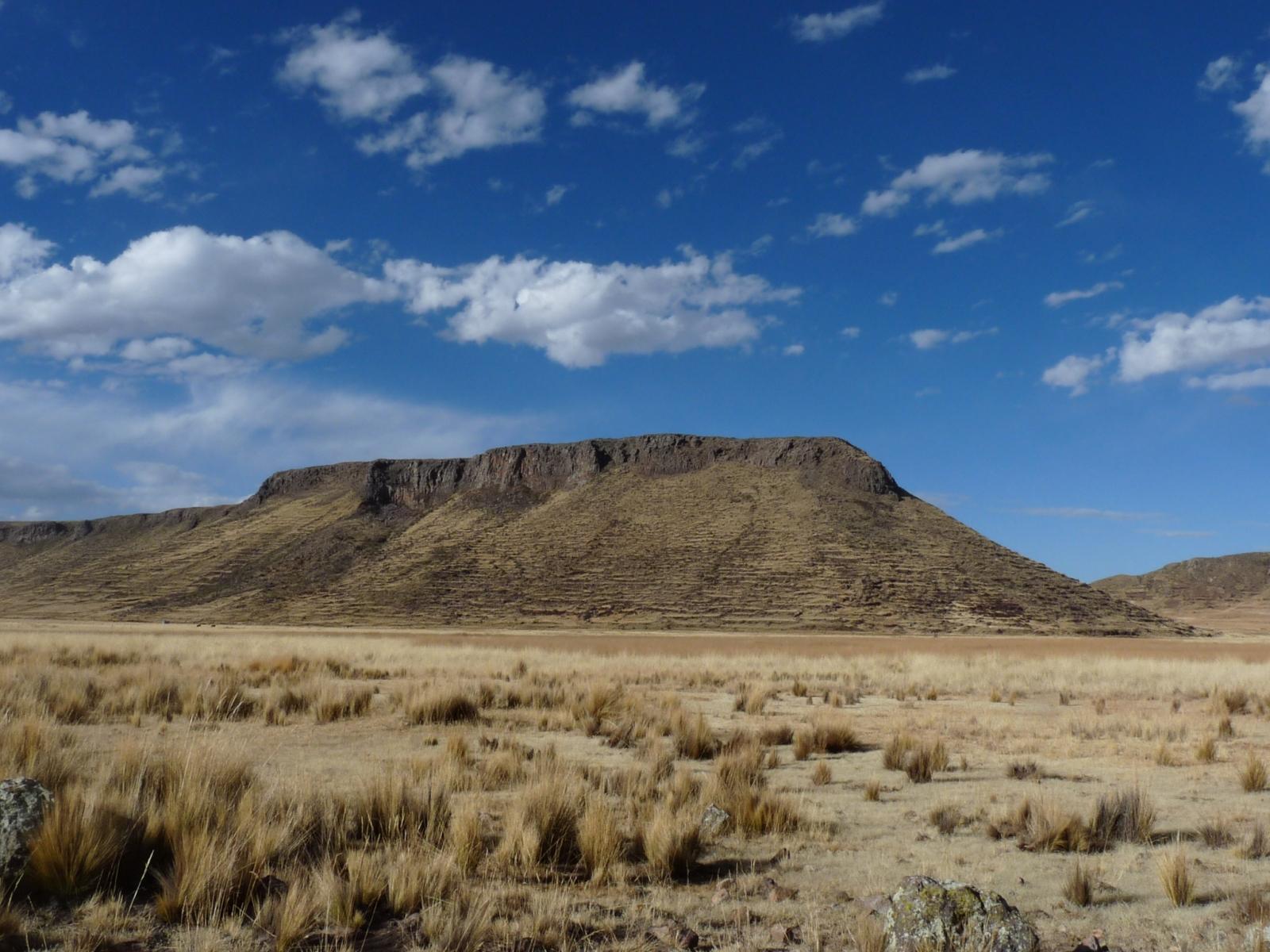 Ayawiri hill