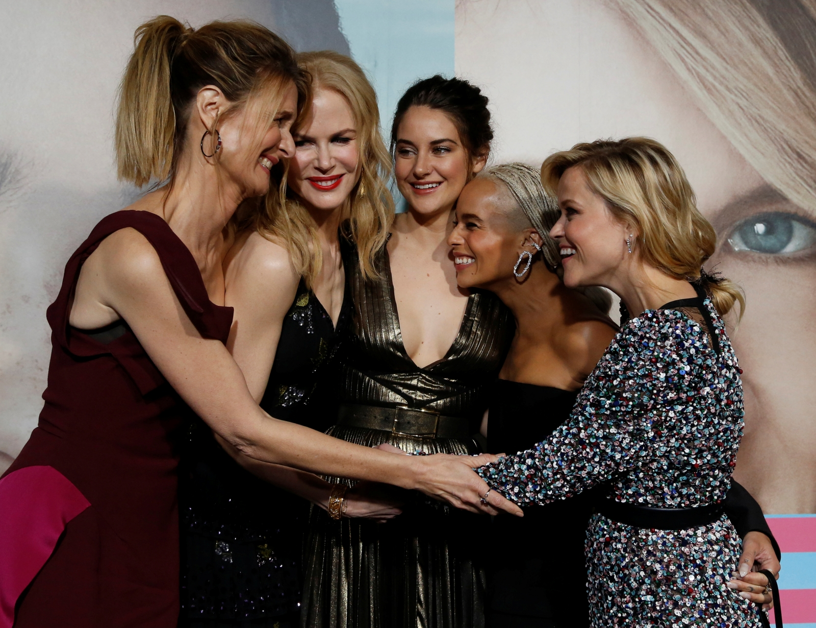 Big Little Lies: Reese Witherspoon Says Season Two Conversations Are Happening