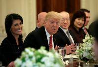 Trump North Korea UN ambassadors