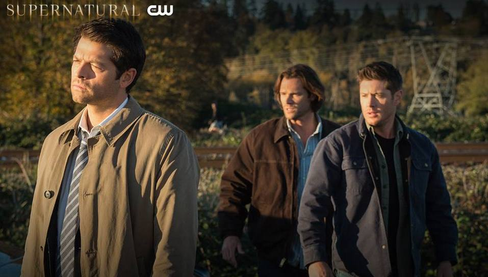 Supernatural Season 12 Finale Synopsis And Promo Tease Sam Dean And Castiel Fighting Lucifer