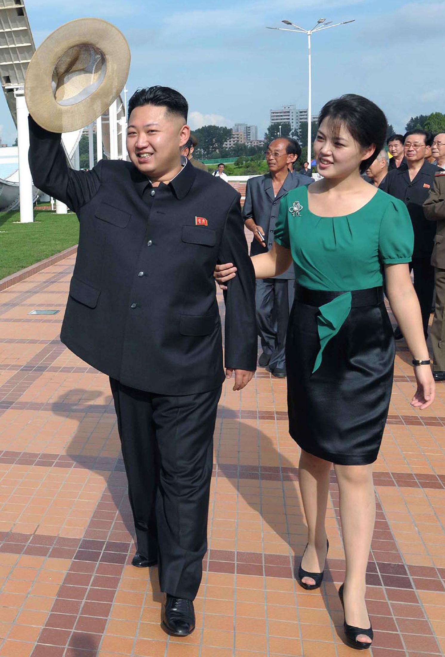 Ri Sol-ju North Korea