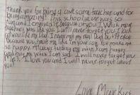 Markus letter Mr J