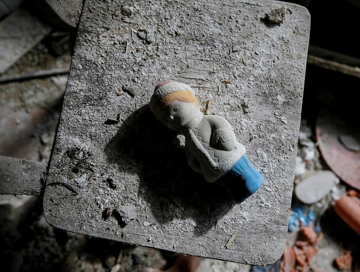 Chernobyl Pripyat dolls
