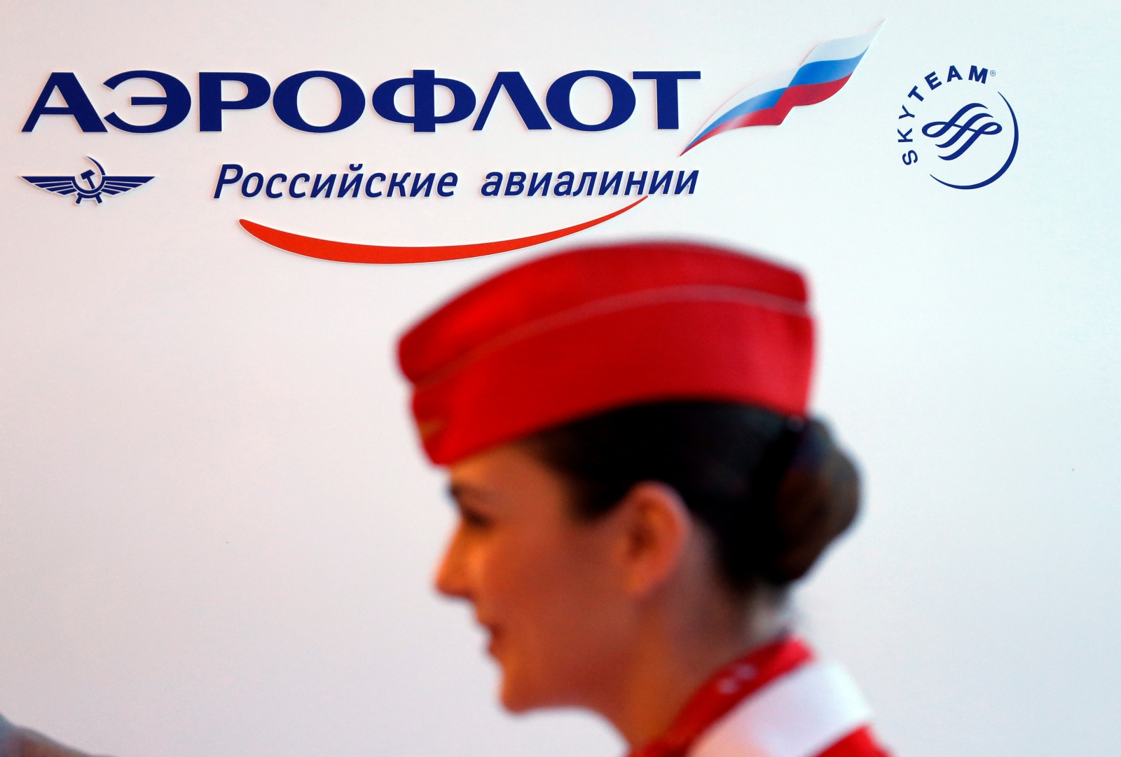 Russian airline Aeroflot claims overweight cabin crew put passengers at risk