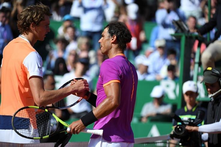 Zverev and Nadal