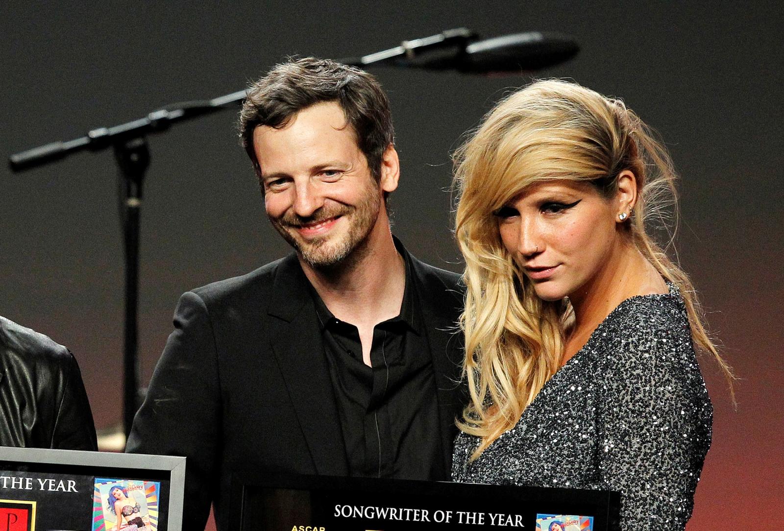 Dr Luke and Kesha