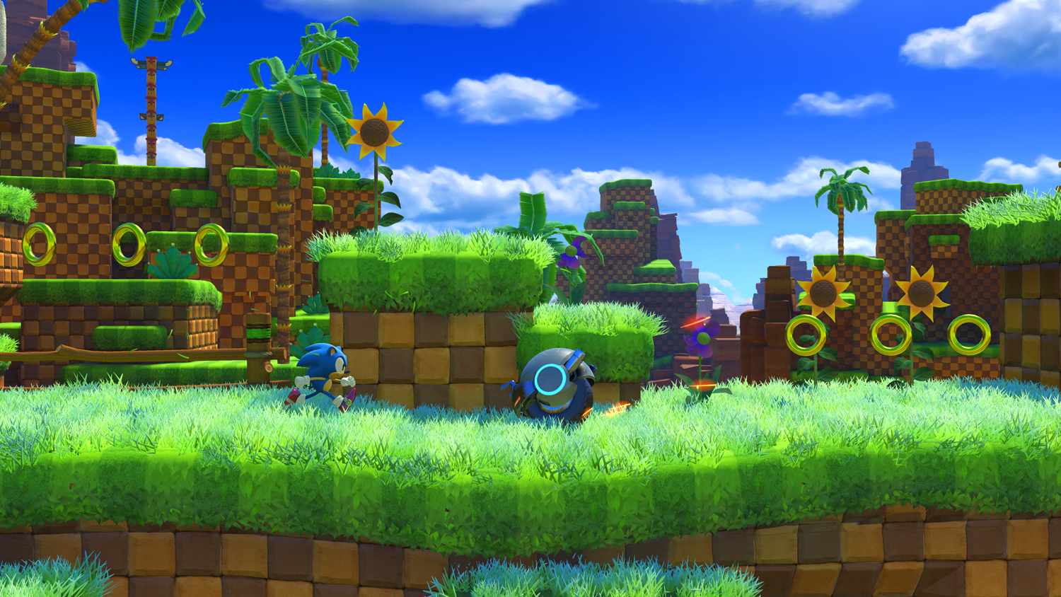 Sonic Forces Green Hill Zone