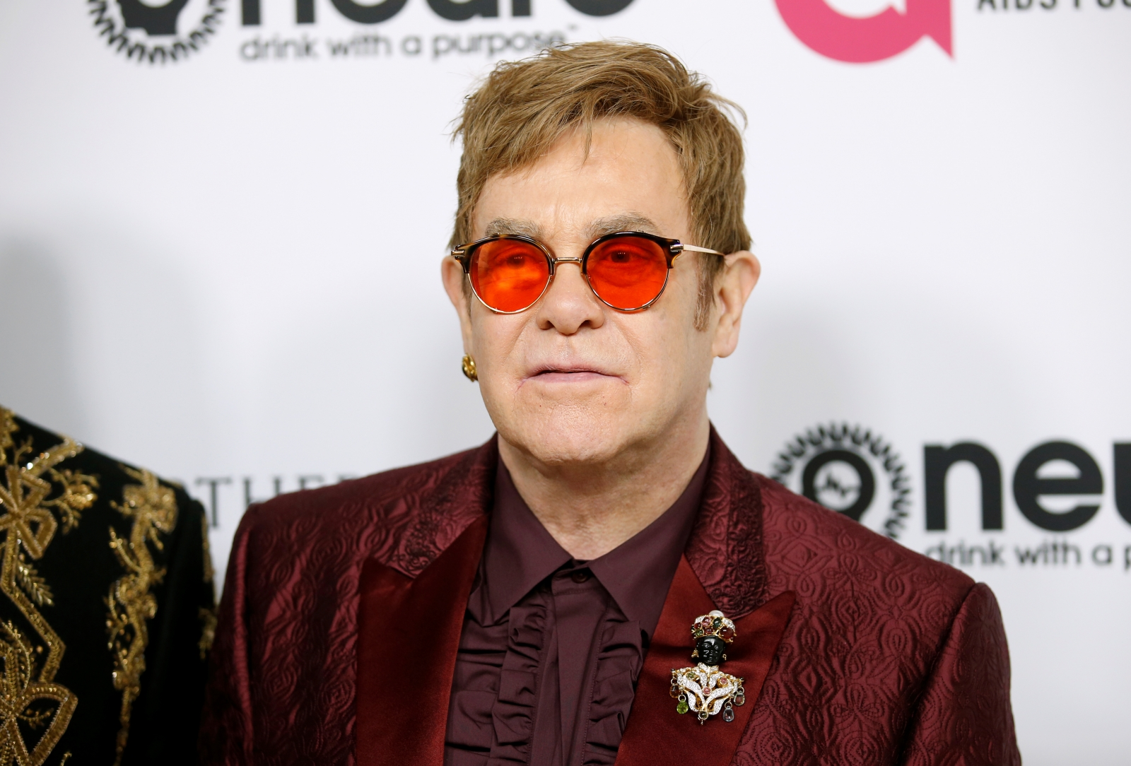 Elton John Cancels Concerts Due To 'Rare & Potentially Deadly' Infection