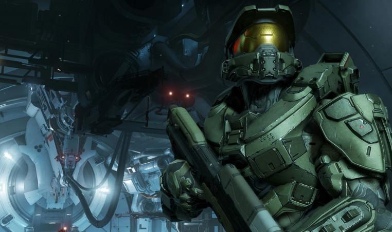 Halo 5 Master Chief