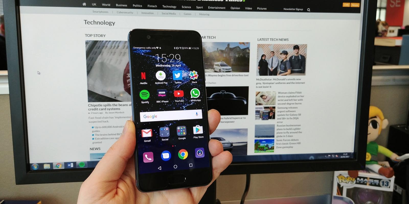 Huawei P10 review 3