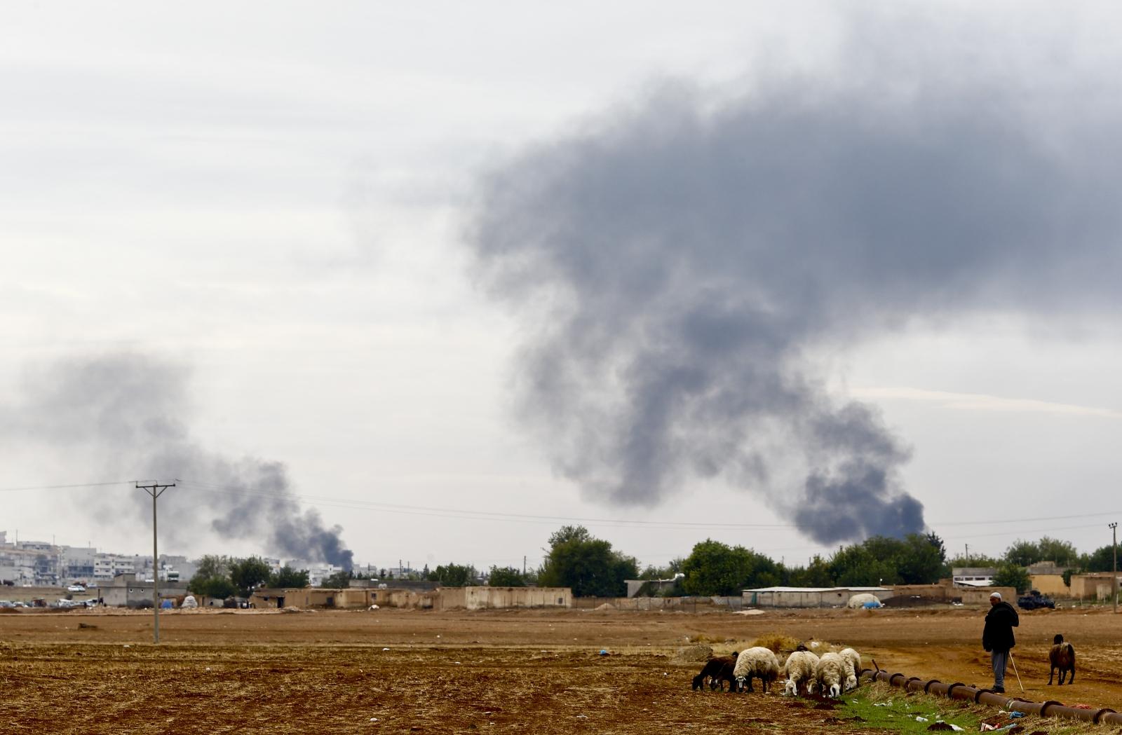 Turkish airstrike