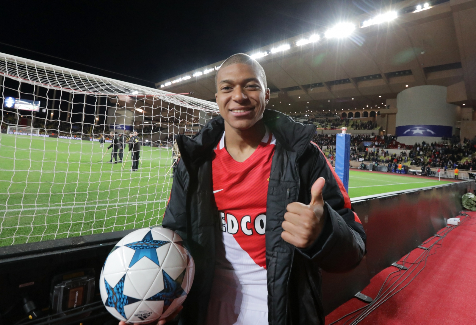 Mbappe? Wenger may as well as say Arsenal want Messi