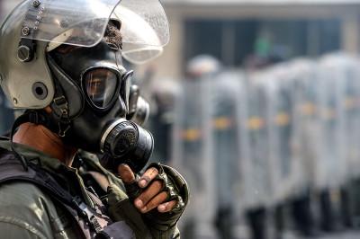 Venezuela protests Caracas