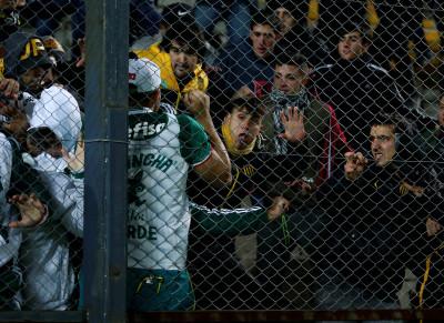 Penarol v Palmeiras