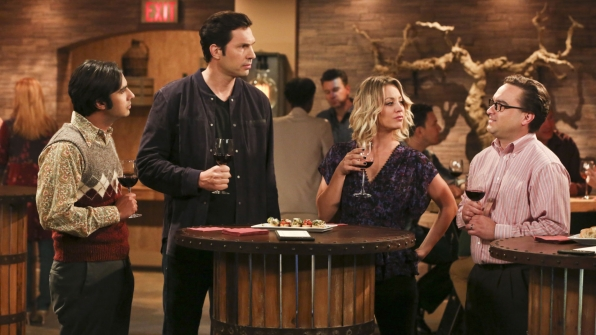 Big Bang Theory season 10 episode 22