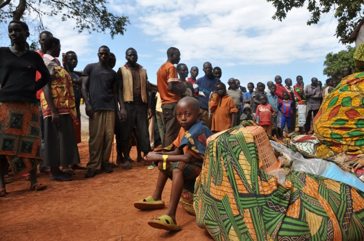 Refugee camps in Tanzania