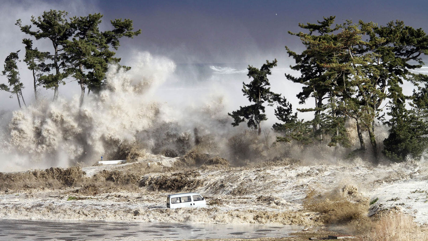 We now know what causes the world's biggest tsunamis