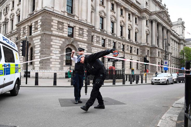 Whitehall incident