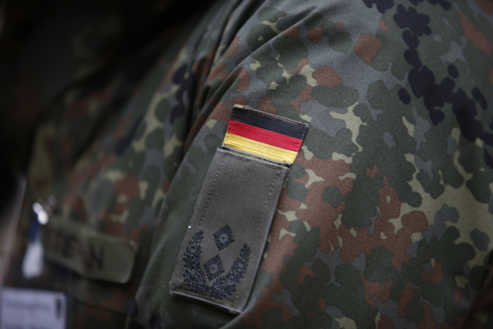 German soldier arrested on suspicion of planning attack