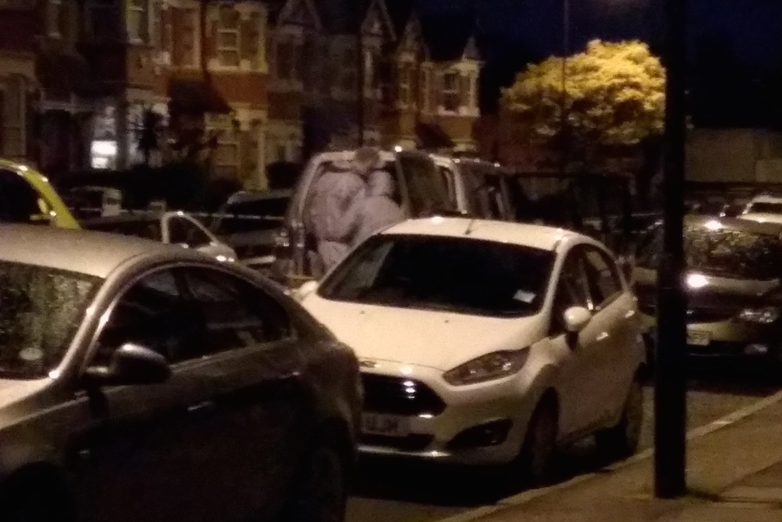 Willesden anti-terror raid