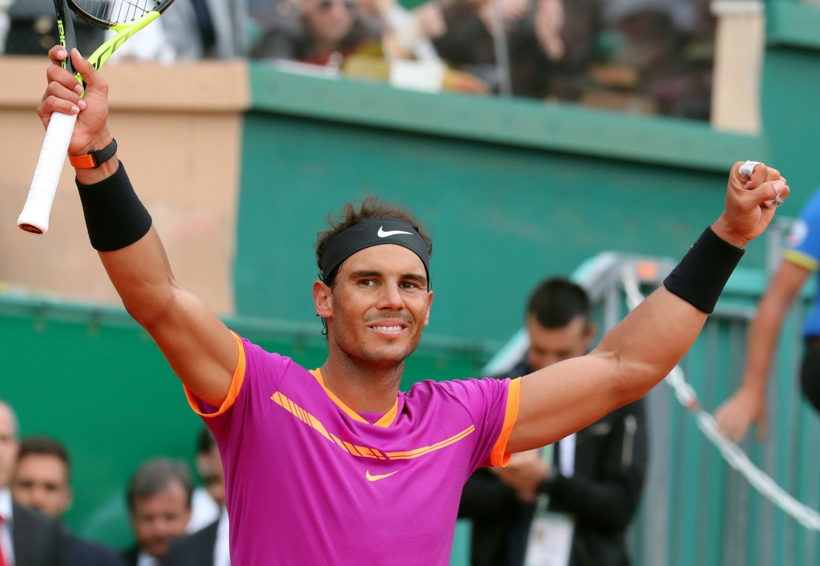 Rafael Nadal 'emotionally stable' as he targets second title of 2017 at Barcelona Open