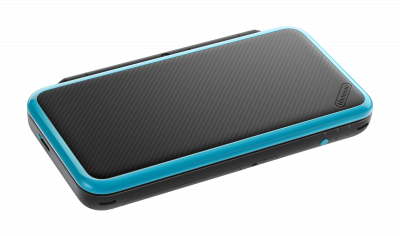 New Nintendo 2DS XL BlueBlack