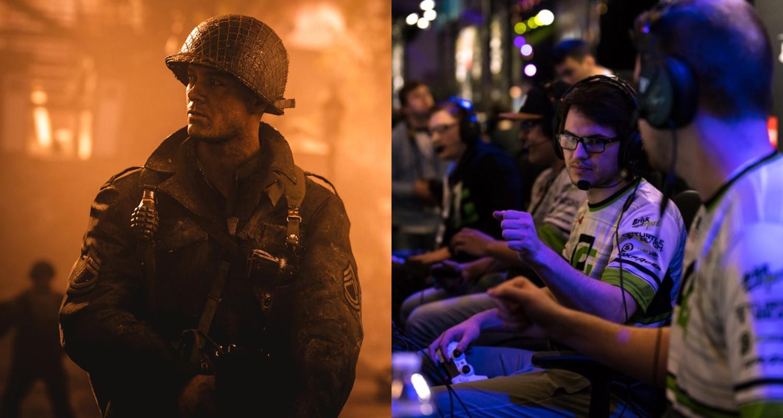 Call of Duty WW2 esports