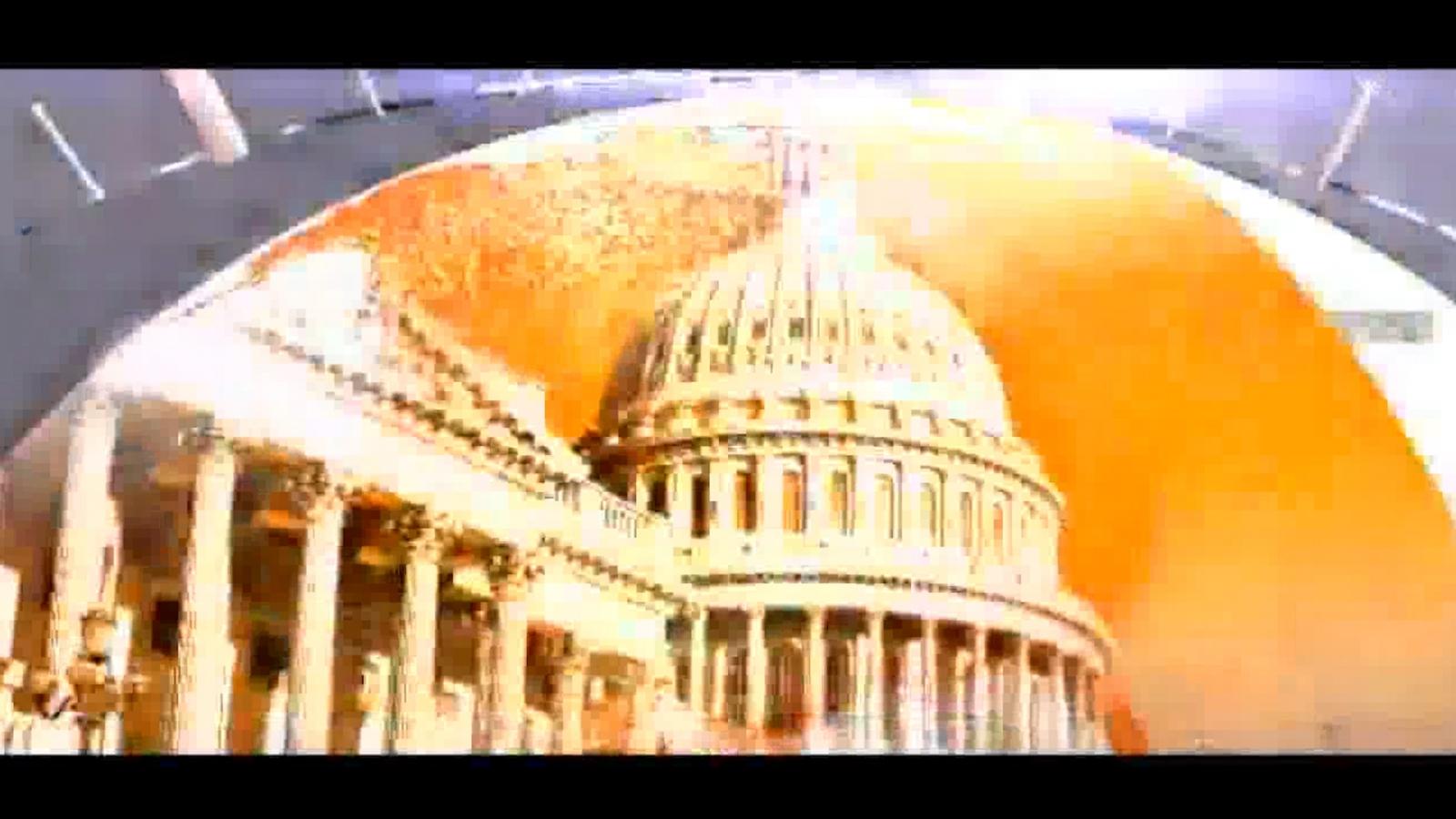 North Korea propaganda video on US Capitol
