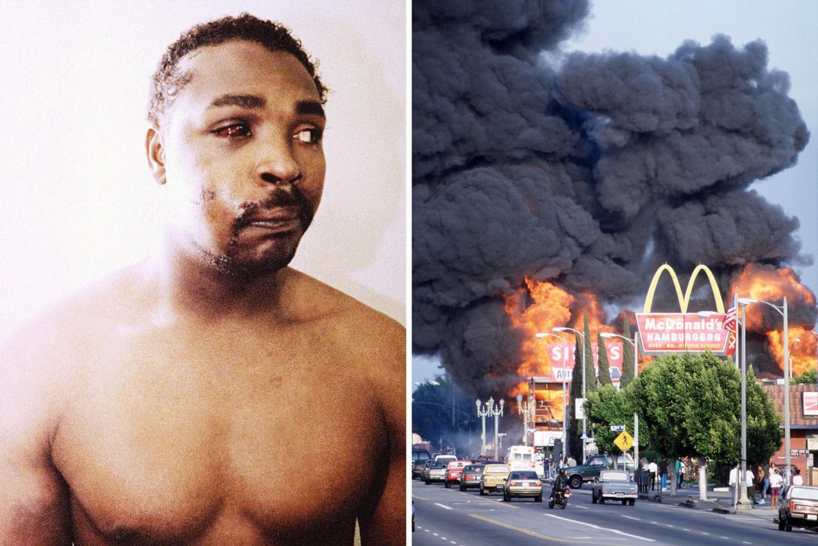 Rodney King LA riots 1992